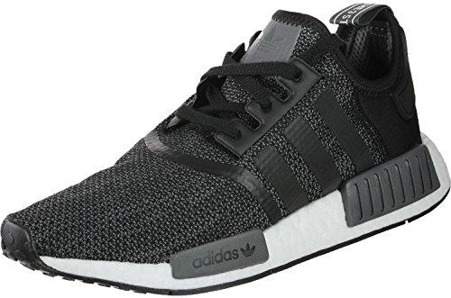 adidas NMD R1 Schuhe grau meliert schwarz Lifestyle, Running