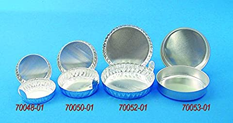 Smooth Aluminum Dish, Large,