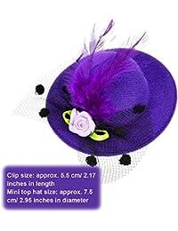 Amazon.it  Cappello a cilindro  Abbigliamento 39cb9a0ab86f
