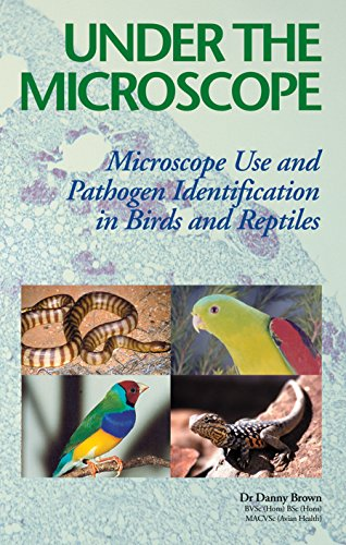 Under the Microscope: Microscope Use and Pathogen Identification in Birds and Reptiles