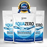 Best Diet Pills For Women And Detoxes - Aqua Zero Pills Water Retention Bloating, Diuretic, Diet Review