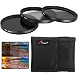 58mm ND2 ND4 ND8 Neutral Density Filters For Canon 500D 550D 600D 1100D kit LF62