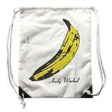 Rucksack Andy Warhol, Rucksack Banane Pop Art, velvet underground, Musik rock