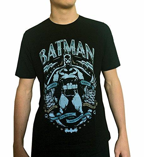 TMDC-Comics-Camiseta-de-pijama-para-hombre