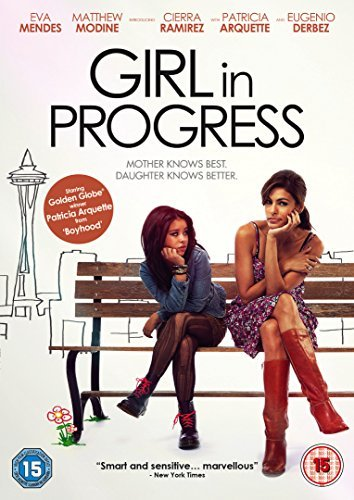 Girl in Progress [DVD] [2015] by Eva Mendes