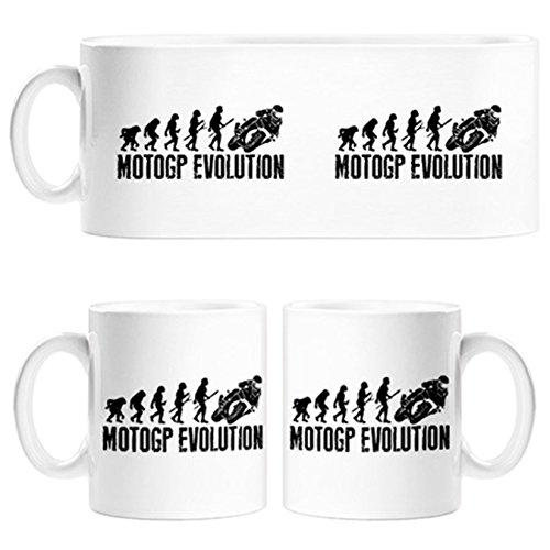 Taza Moto GP Evolution - Cerámica