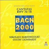 Bach 2000 (Kantaten BWV 76-78)