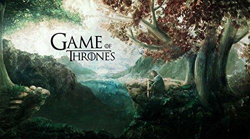 Ed Stark Winterfell Juego de Tronos Llavero Imán de posavasos taza regalo present
