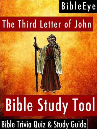 The Third Letter Of John Bible Trivia Quiz Study Guide Bibleeye Bible Trivia Quizzes Study Guides Book 25