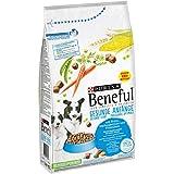 Purina Beneful Hundetrockenfutter Gesunde Anfänge (mit Huhn, Vollkorngetreide, Gartengemüse und Vitaminen) 1,5kg Beutel