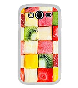 Fruit Cubes 2D Hard Polycarbonate Designer Back Case Cover for Samsung Galaxy Grand I9082 :: Samsung Galaxy Grand Z I9082Z