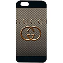 Classical Design GUCCI Logo Design 3D Hard Plastic Case Cover Snap on Iphone 6/6S GUCCI Series