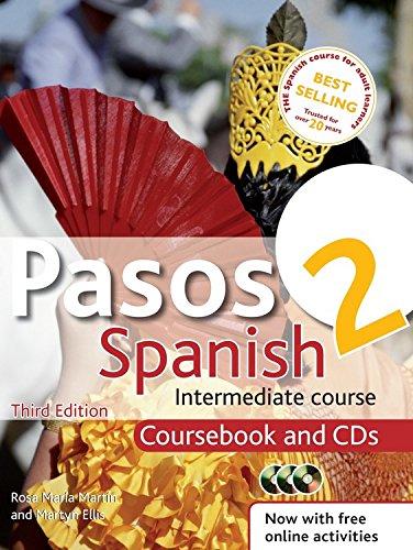 PDF] Pasos 2 3ed Spanish Intermediate Course: Coursebook and