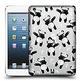 Head Case Designs Panda Tippende Tieren Ruckseite Hülle für iPad Mini 1 / Mini 2 / Mini 3
