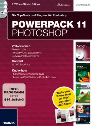 PowerPack Photoshop - Die Top-Tools und Plugins für Photoshop Für Die Digitale Videobearbeitung