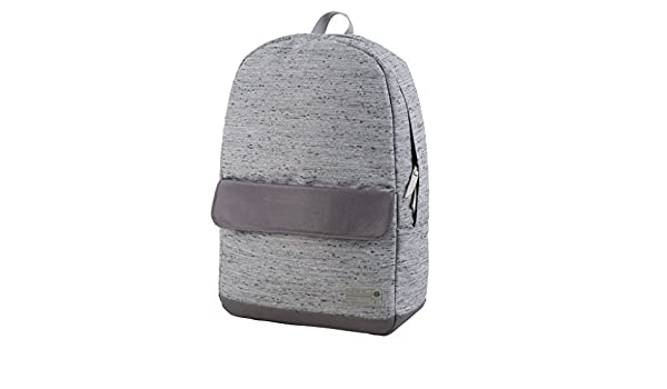 Grey//Slub Hex Echo Backpack — Annex