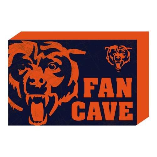 chicago-bears-cave-plock-ventilateur-mural