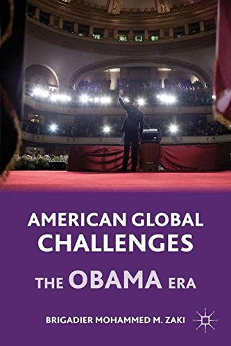 American Global Challenges: The Obama Era