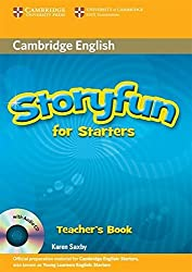 Storyfun for Starters Teacher's Book with Audio CD by Karen Saxby (2011-06-16)