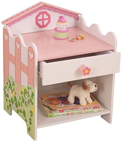 KidKraft 76257 - Nachttisch Puppenhaus, Spieltruhen