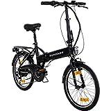 Zündapp Faltrad E-Bike 20 Zoll Z101 Klapprad