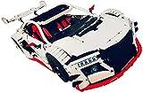 Xyfw 1879 Stück Custom Bausteine Modell - Japanischen Stil Sportwagen Modell Mit Motor Für Moc Modellfahrzeuge Bausatz