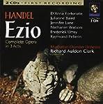 Händel: Ezio (Gesamtaufnahme)