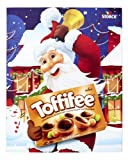 Christmas Pack of Toffifee Chocolate Toffee Sweets '' Ideal Christmas Sweets for All - Family & Friends and Makes The Perfect Christmas Sweets for Work Friends with Free Delivery