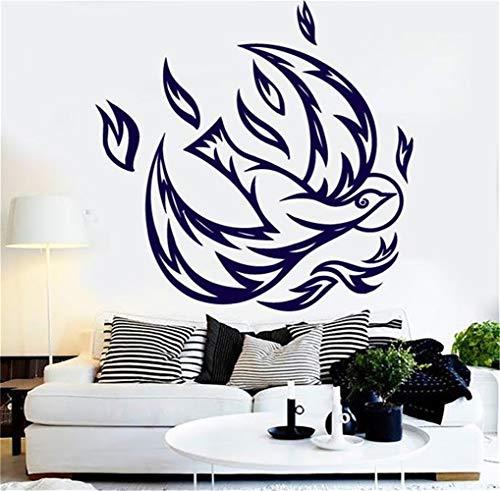 Wandtattoo Kinderzimmer Wandtattoo Wohnzimmer Firebird Schöne Märchenfigur Flügel
