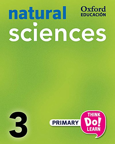 Think Do Learn Natural Science 3º Primaria Pack (Libro y CD) - 9788467383997