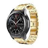 Fashion Smartwatches ★ Edelstahl Uhr Armband Band Bügel für Samsung Gear S3 Frontier