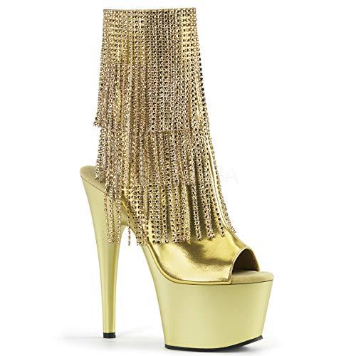 Pleaser Women ADORE-1024RSF/GMPU/M Boots -