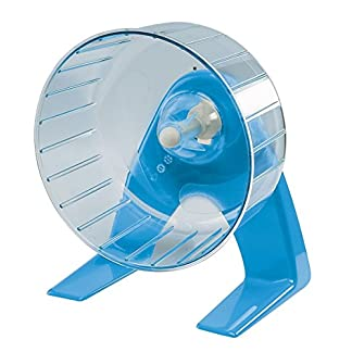 Ferplast silent hamster wheel on stand, 11x11x14m 7