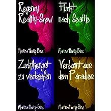 Lea Tobler-Serie: vier Romane in einem Buch