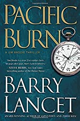Pacific Burn: A Thriller (A Jim Brodie Thriller) by Barry Lancet (2016-02-09)