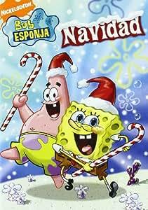 Bob Esponja: Navidad [Import espagnol]