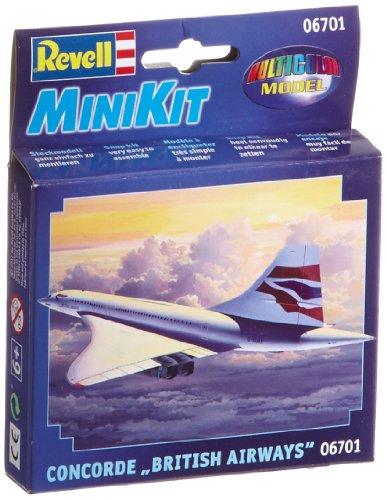 revell-minikit-steckbausatz-06701-maqueta-del-concorde-british-airways-importado-de-alemania
