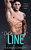 Out of Line: A Bad Boy Stepbrother Romance