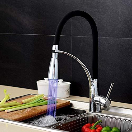 Wasserhahn Moderne Küche Bar Waschbecken Mischbatterie 360