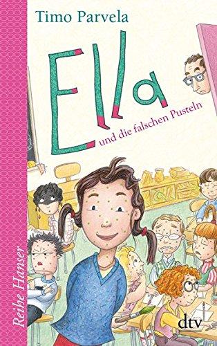 Ella und die falschen Pusteln (Reihe Hanser, Band 62601)