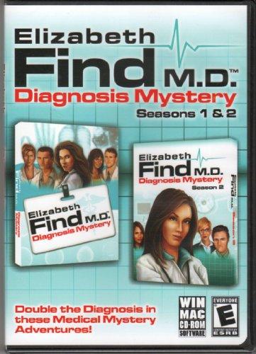 Elizabeth FIND M.D. Diagnose Mystery Seasons 1 & 2 verstecktes Objekt -