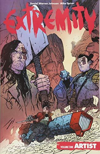Extremity Volume 1: Artist por Daniel Warren Johnson