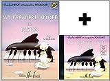 Méthodes et pédagogie LEMOINE HERVE Charles / POUILLARD Jacqueline - Ma première année de piano + CD -
