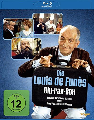 Louis de Funes - Box [Edizione: Germania]
