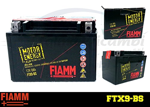 BATTERIA FIAMM FTX9-BS (12V 8Ah)