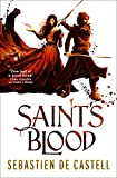 Saint's Blood: The Greatcoats Book 3