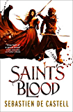Saint's Blood: The Greatcoats Book 3 (English Edition)
