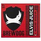 BrewDog Elvis Juice Grapefruit IPA Beer Cans