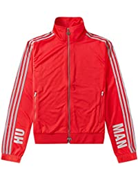 promo code d8d21 3cad7 adidas BK4291, Sneaker Uomo Rosso Scarle