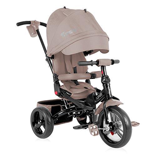 Tricycle évolutif pour bébé / enfant Jaguar AIR ( roues gonflables )...